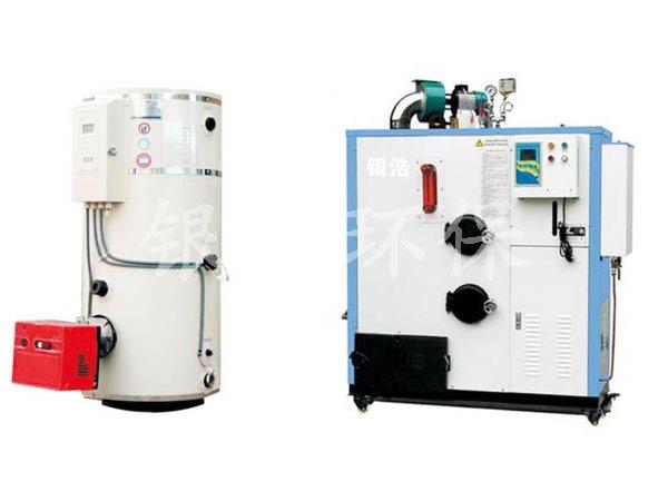 LHG型立式燃生物質(油、氣)蒸汽鍋